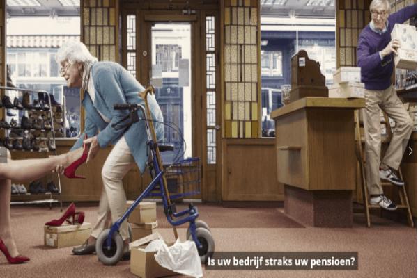 Mijn bedrijf is mijn pensioen, toch?